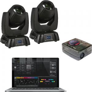 Movinghead IB-2R set met daslight productafbeelding