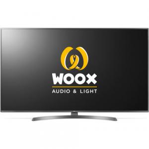 LG 4K TV Scherm