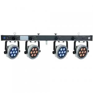 Showtec Compact Tri 7 Par Fourbar