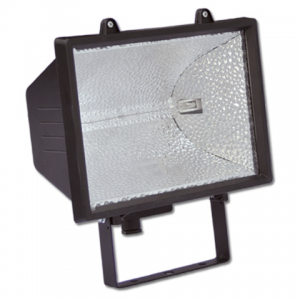 Floodlight blouwlamp 150 watt