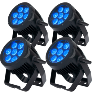 led spot outdoor lichtset adj
