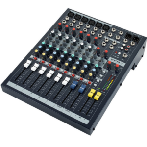 Soundcraft EPM6 analoge mixer