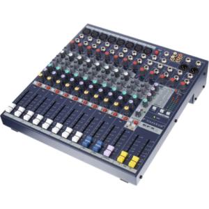 EFX8 mengpaneel analoog galm soundcraft