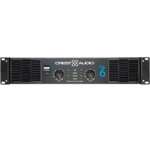 crest audio ca6 versterker