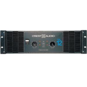 crest audio ca12 versterker 1100 watt