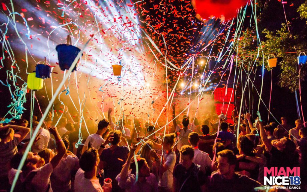 Miami nice Eindhoven studentenfeest festival