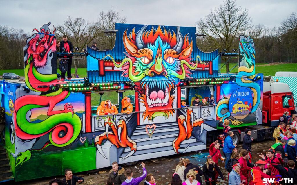 carnaval 2020 Woox audio