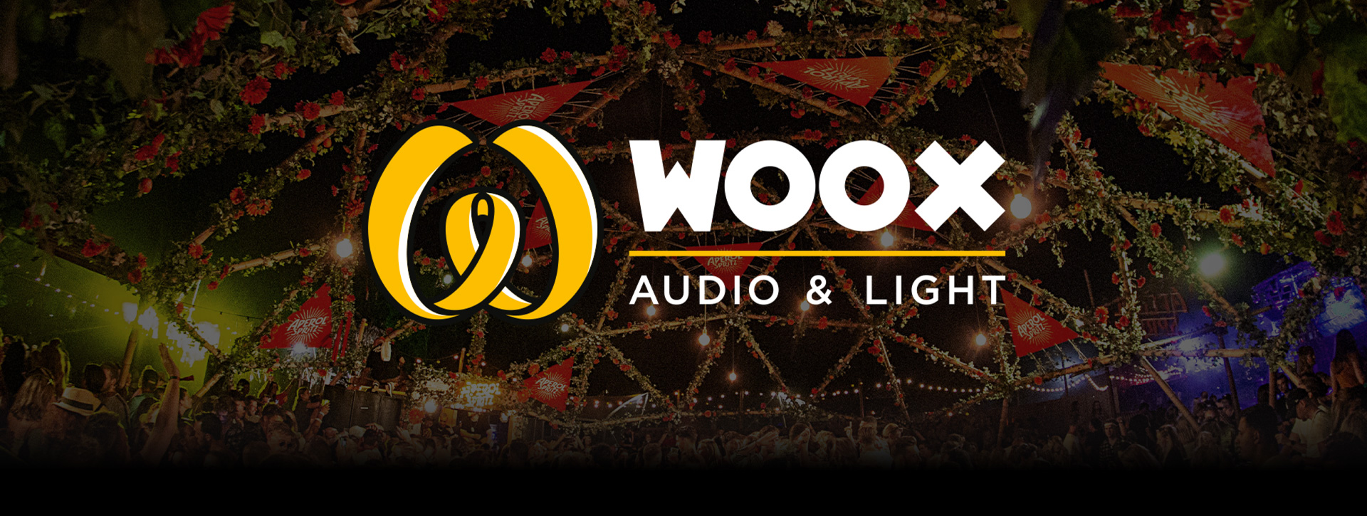 Woox Audio & Light verhuur