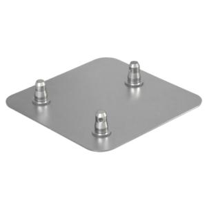 Een baseplate om de bovenkant of onderkant van de truss af te dekken of te beschermen
